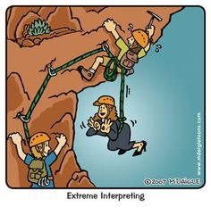 Extreme Interpreting