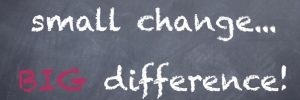 small-change-big-difference